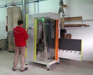 VERTIMAQ fabrica máquinas CNC para carpintería pequeña.